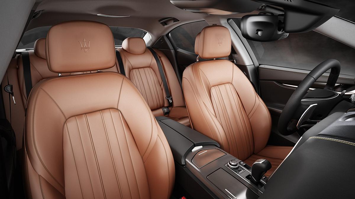 2018 Maserati Ghibli Elite