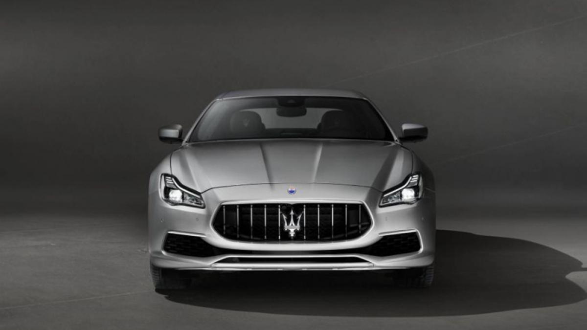 2018 Maserati Quattroporte GTS GranLusso