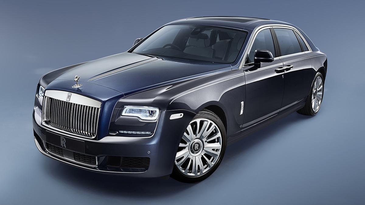 2018 Rolls-Royce Ghost 6.6 V12 EWB